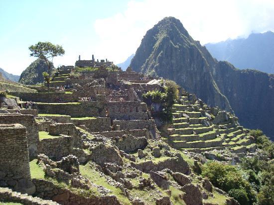 Machu Picchu, Perú: Machupichu