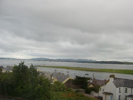 Yeats Country Hotel, Spa and Leisure Centre: View from the room