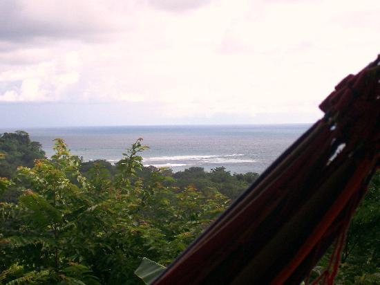 Casa Chameleon Hotel Mal Pais: hammock heaven