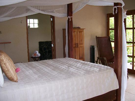 Casa Chameleon Hotel Mal Pais: standard villa upon checkin