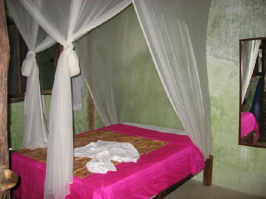Cabanas La Luna : Zanzibar room