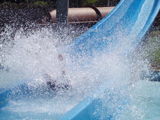 Aparthotel Paradise Club & Spa: The Big splash at Aqua Rock