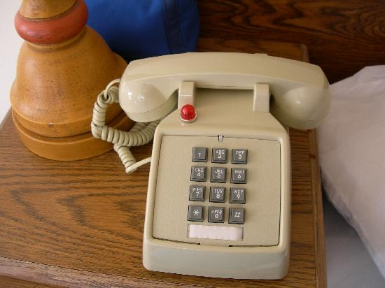 Old Fashioned Telephone Sooo Nice Picture Of Bonanza Motor Inn