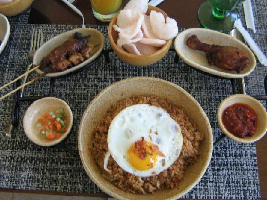 Angsana Bintan: Nasi Goreng ~ USD11++