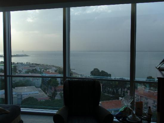 Wyndham Grand Izmir Ozdilek : nice view