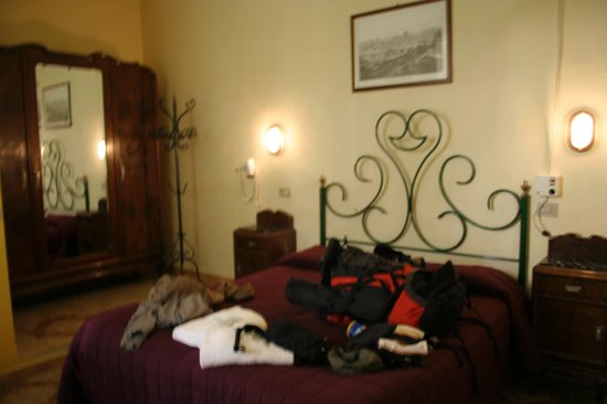 Hotel Sampaoli: Double Room