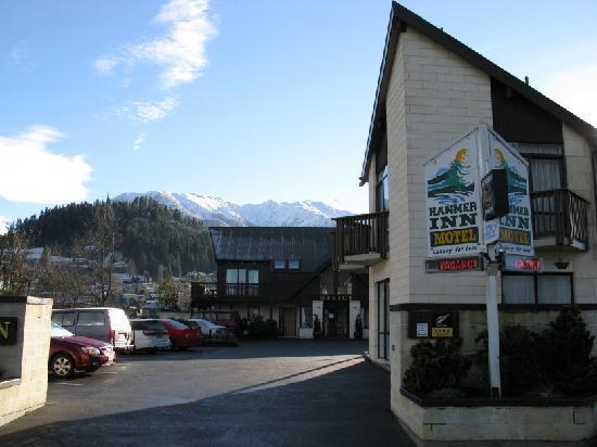 ASURE Hanmer Inn Motel: Hanmer Inn Motel