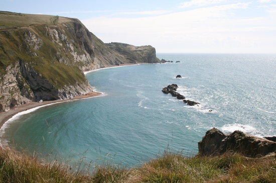 East Lulworth, UK : Man o' War Cove