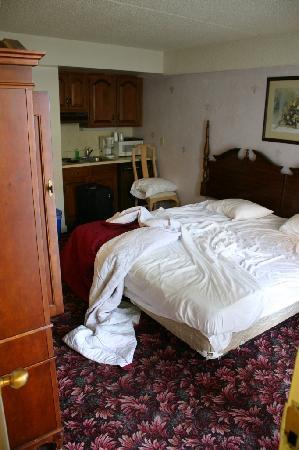 Palace Hotel: Room Interior