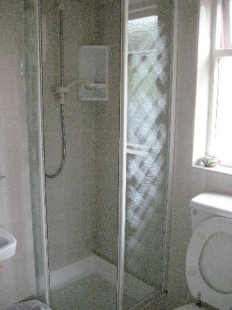Rossfield House: Il bagno