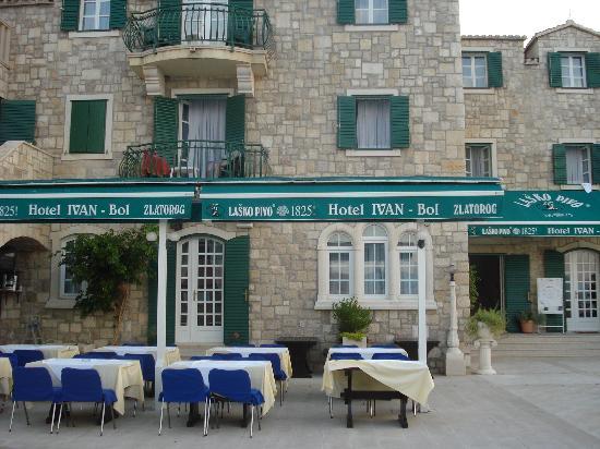 Hotel Ivan: colazione