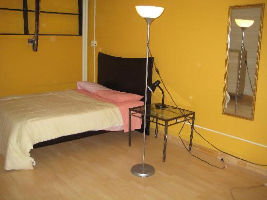 Chelsea Center Hostel: Habitación privada doble, fotos recibidas de la persona que gestiona las reservas