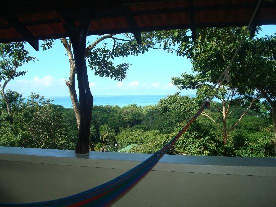 Casa MarBella: View from balcony of luxury condo