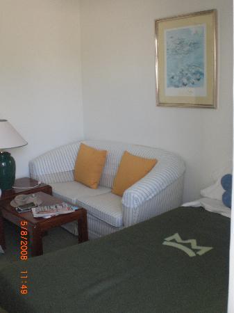Relaxia Olivina: Mini Wohnzimmer Suite (aber OK)