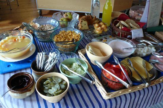 Toivakka, Finland: Kristiina breakfast