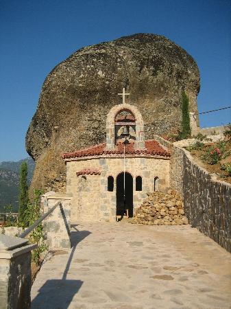 Hotel Famissi Eden: Church at hotel