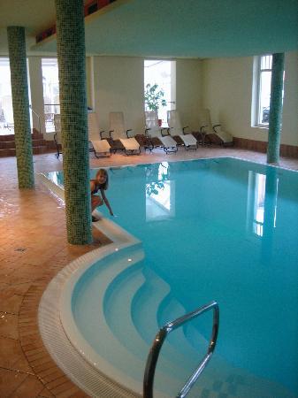 Aparthotel Am Weststrand: Pool und Wellnessbereich Haus C