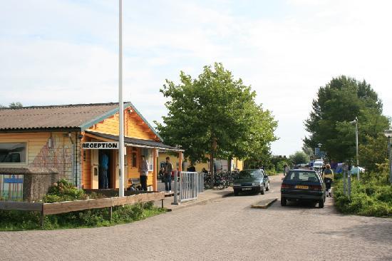 Camping Zeeburg: August 2008