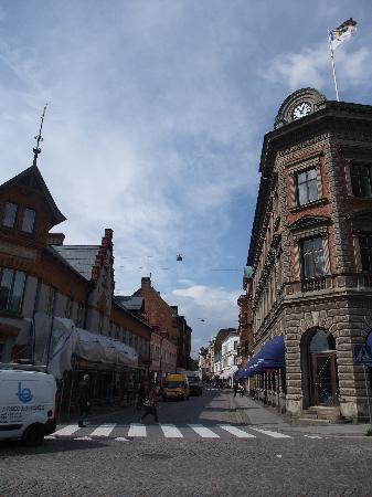 Lund, Sweden: Building