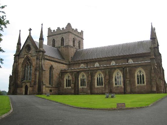 Armagh, UK : St Patricks (2)