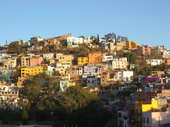 Гуанахуато, Мексика: guanajuato