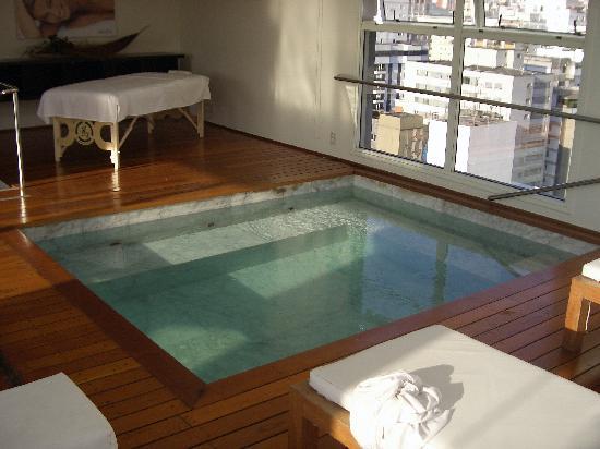 Emiliano Hotel: spa 1