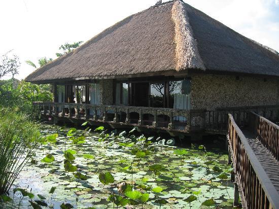 Hotel Tugu Bali: Le Puri Mayeur vue exterieure