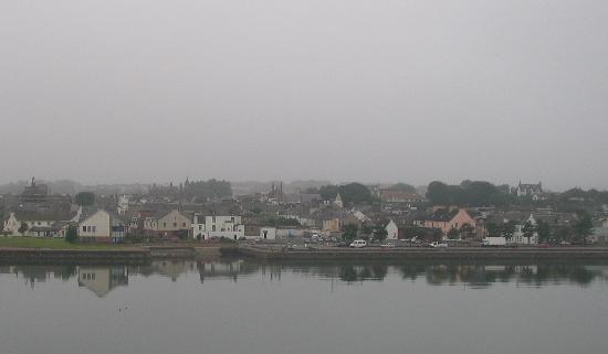 Fernlea Guest House: An early morning get-a-way on the ferry from Stranraer to Ireland