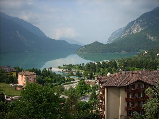 Molveno, إيطاليا: Lake molveno