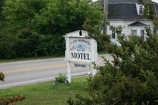 The Cape Porpoise Motel : Cape Poropise Motel