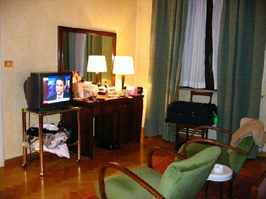 โรงแรมเบตโตคา แอตลานติโก: another view of the room