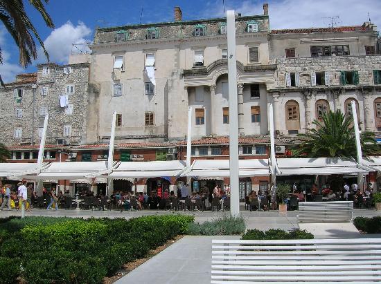 Bluesun Hotel Elaphusa: Day trip to lovely Split