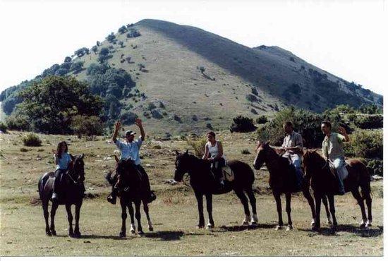 Agriturismo Bartoli: Escursione verso il monte Fionchi