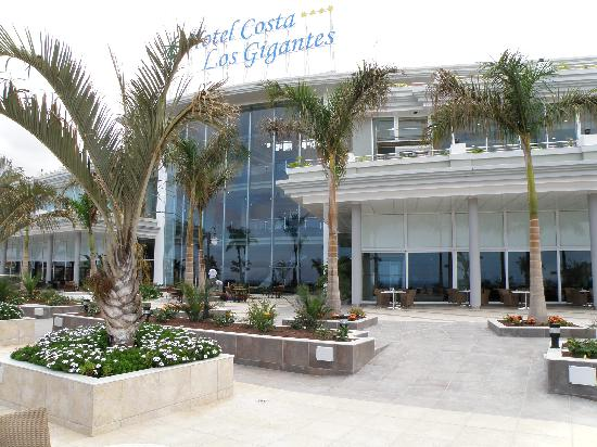 Be Live Family Costa los Gigantes: Outside view