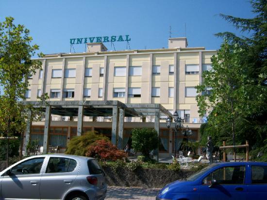 Hotel Universal Abano Terme Recensioni