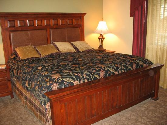 WorldMark South Shore: Master Bedroom
