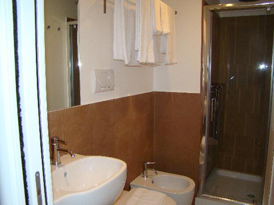 Relais Rome Sweet Home Navona: Bathroom