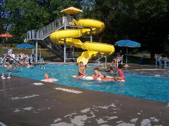 Yogi Bear's Jellystone Park Camp-Resort: Pool area