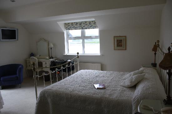 Heaton's Guesthouse: our room
