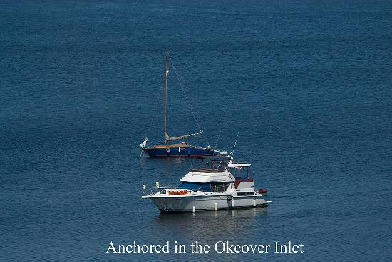 Desolation Resort: Okeover Arm from The Laughing Oyster