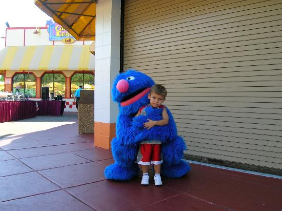 Sesame Place : Grover