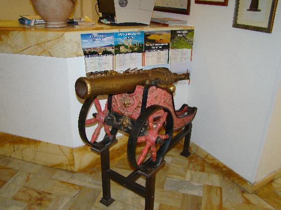 Albergo Cannon d'Oro: Cannon d'Oro