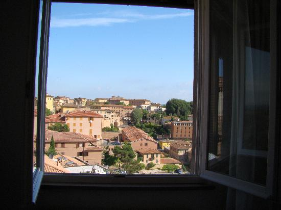 Albergo Cannon d'Oro: View from room