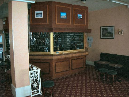 Eliot Hotel: Bar