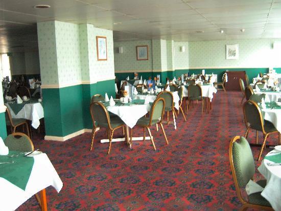 Eliot Hotel: Restaurant