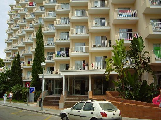 Pabisa Sofia: Hotel
