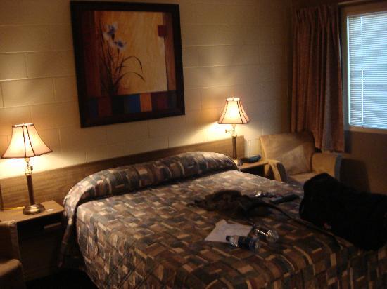 Arbutus Grove Motel : Comfortable beds!