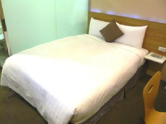 CityInn Hotel - Taipei Station Branch I: Comfy Bed