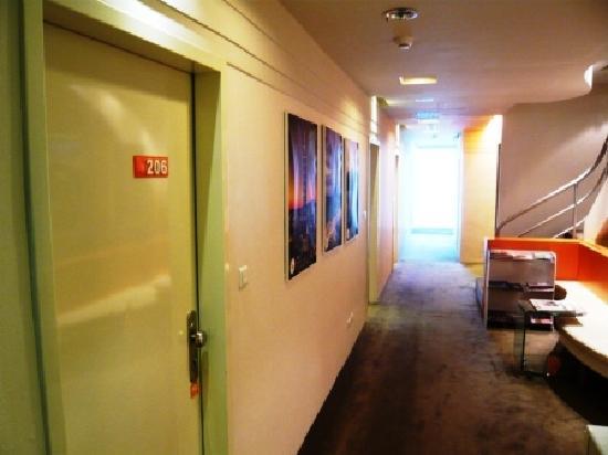 CityInn Hotel - Taipei Station Branch I: Corridor
