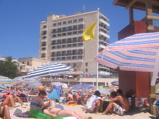 Son Moll Sentits Hotel & Spa: das hotel son moll